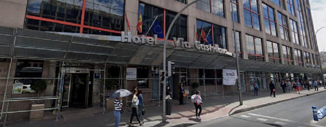 HotelViaCastellana