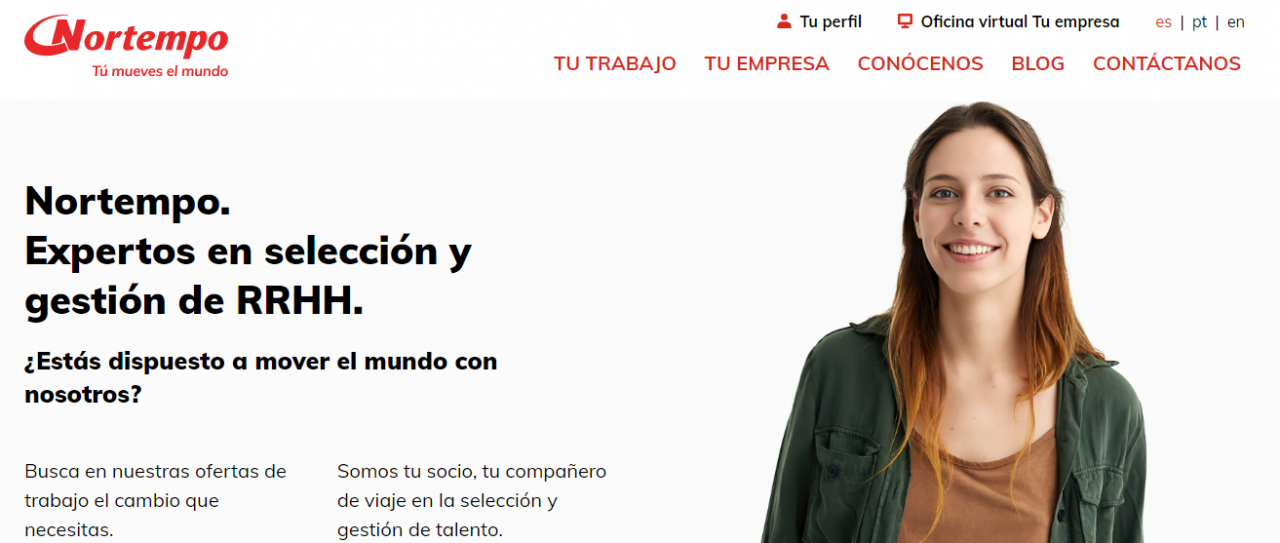 Nortempo-web