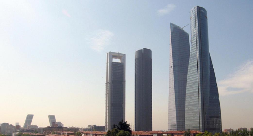 Madrid-Tower