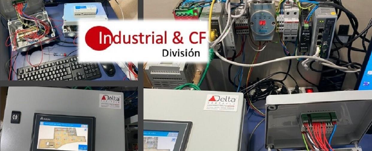 Industrial-Y-CF