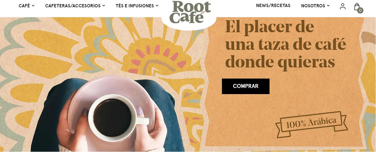 Root-Cafe