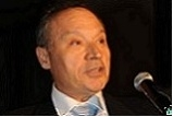 Tomás Pérez Vidal. Presidente del Parlamento de Galicia entre 1986 y 1989