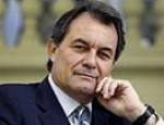 Artur Mas. Presidente de Convergència i Unió