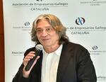 Xavier Marcé. Concejal de Turismo e Industrias Creativas del Ajuntament de Barcelona